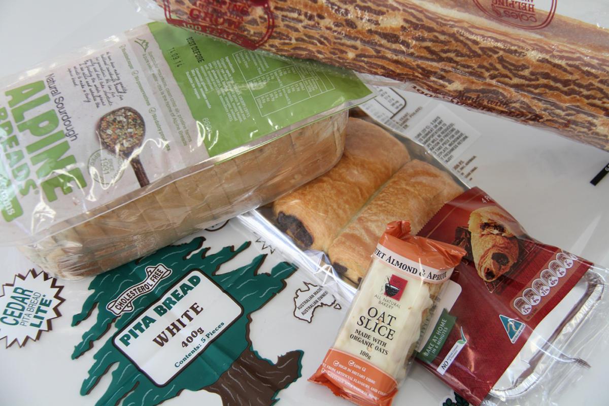 Bread Bags Plain Film - Aus Printers